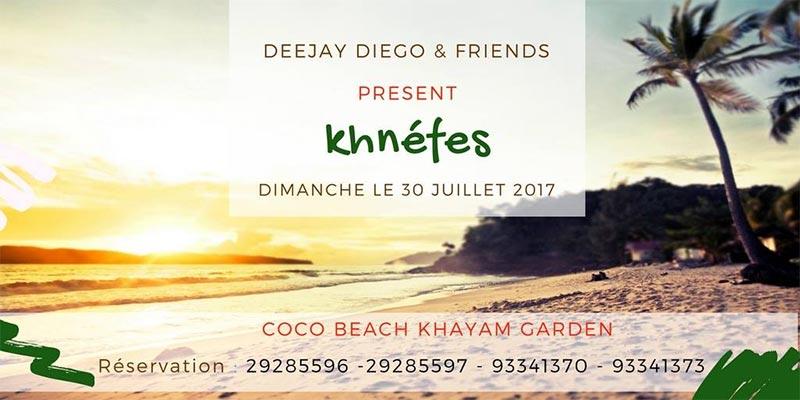 Découvrez le programme du Coco Beach Hammamet du 29 et 30 juillet