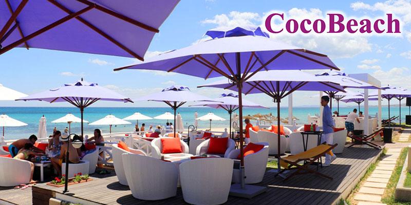 En vidéo : Découvrez l'ambiance du Coco Beach pour un été enflammé à Hammamet