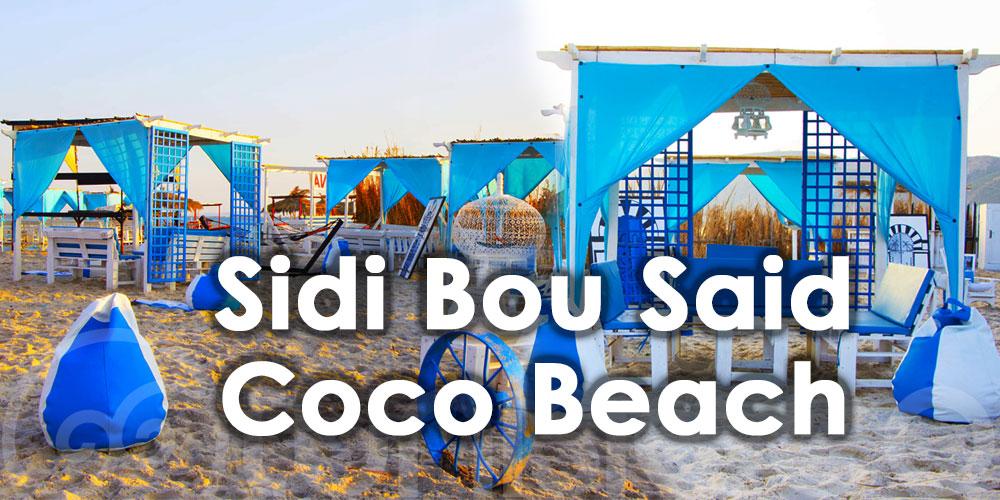 Aux couleurs de Sidi Bou Saïd, découvrez ce nouveau 'COCO BEACH' à Ghar El Melh