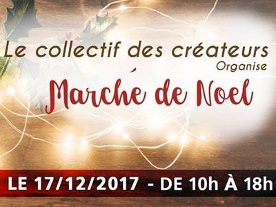 Marché de Noël By le Collectif des Créateurs le dimanche 17 Décembre