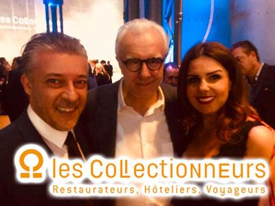 Nebil Sinaoui invite Alain Ducasse et Les Collectionneurs à Sidi Bousaid