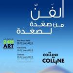 De Colline en Colline : Quand l'art s'exprime sur les hauteurs
