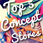 Le Top 5 des Concept Stores à Tunis by Tunisie.co