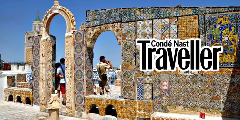 Le magazine de voyage de luxe Condé Nast Traveler fait l'éloge de la Tunisie