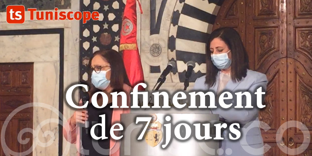 Confinement obligatoire de 7 Jours pour les voyageurs en provenance de l'étranger