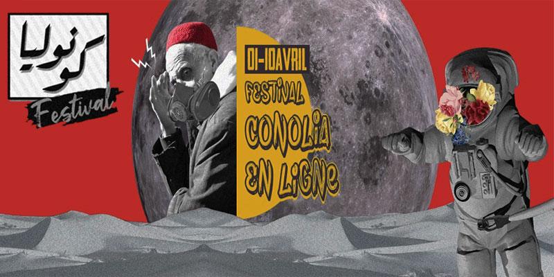 Conolia Festival, un festival en ligne qui vaut le détour!