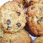 Recette des Cookies aux flocons d'avoine Bio