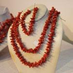 En photos : La beauté des bijoux en corail