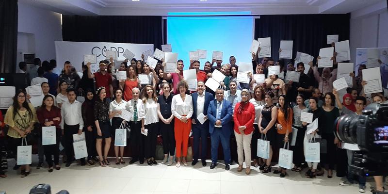 Une session de reconversion et un parcours d'accompagnement du CORP au Service du Tourisme en Tunisie 104 lauréats placés dans des complexes hôteliers
