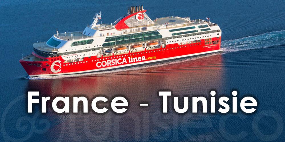 France - Tunisie : Corsica Linea Tunisie dévoile ses nouvelles conditions