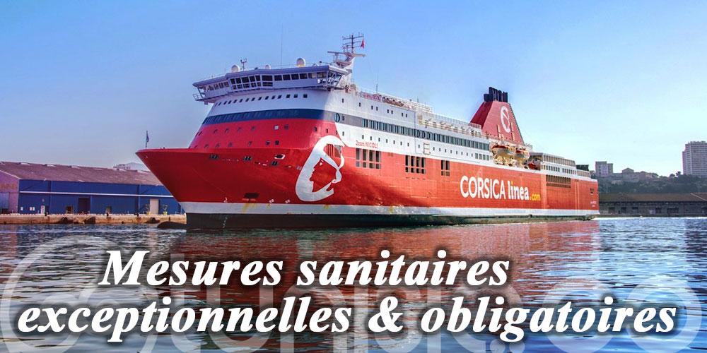 Corsica Linea: Reprise progressive des traversées à compter du 26 juin