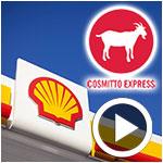 En vidéo : Lancement des Cosmitto Express dans certaines stations-services Shell en Tunisie