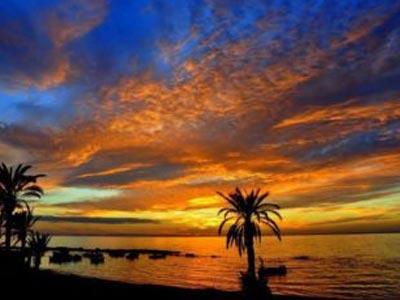 Des couchers de soleil qui vont vous convaincre d'aller visiter la Tunisie
