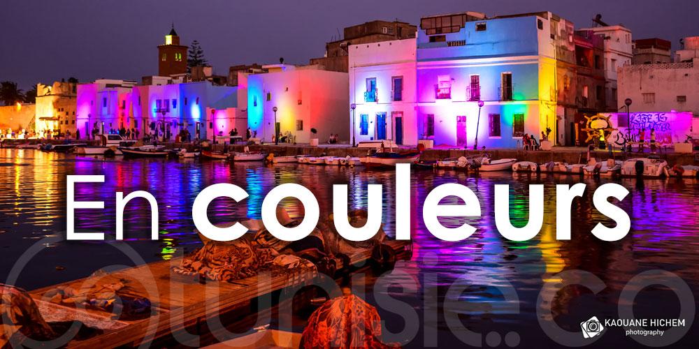 En photos : Quand Bizerte se réjouit en couleurs !