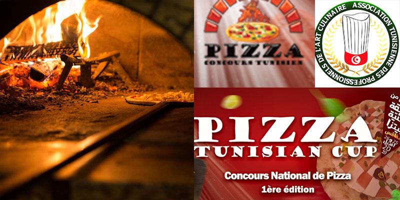 Coupe tunisienne de pizza … La pizza à l'honneur