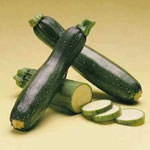 Salade aux courgettes