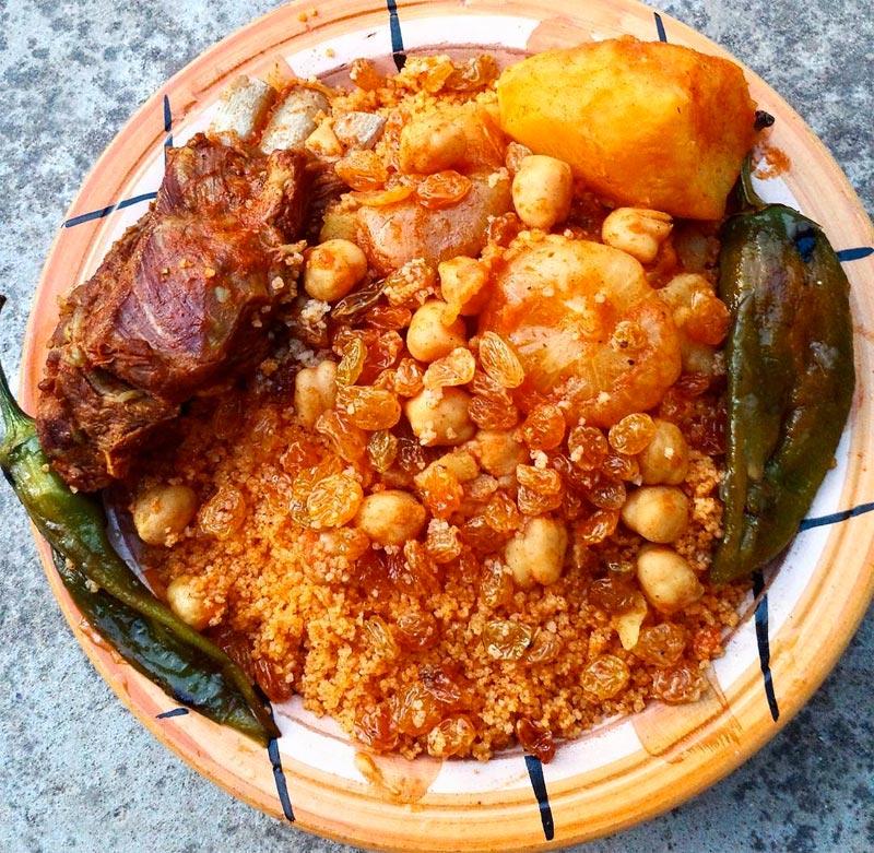 Le Couscous tunisien en 10 photos appétissantes