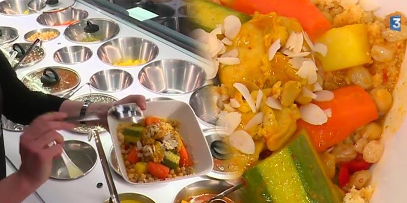 En vidéo : Découvrez le seul bar à couscous tunisien à Nancy sur France 3