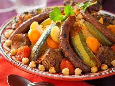 Le couscous en vedette pour la nuit de mi ramadan ou 'Lilet Ennos'