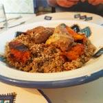 Le Couscous au Zgougou, un plat hors de l'ordinaire signé par le chef Sadri Smooli de Dar Slah