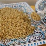 Salade de couscous bio : légère et saine