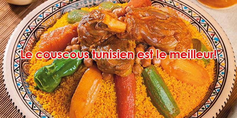 le sous-secrétaire américain au commerce par intérim: le couscous tunisien est le meilleur!