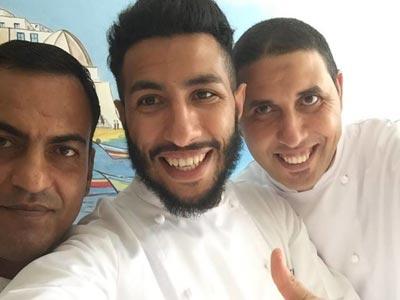Championnat du monde de couscous: 1/2 finale Tunisie-USA, le 27/09/18 à San Vito Lo Capo