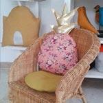 Des coussins décoratifs, made in Tunisia, pour embellir votre intérieur