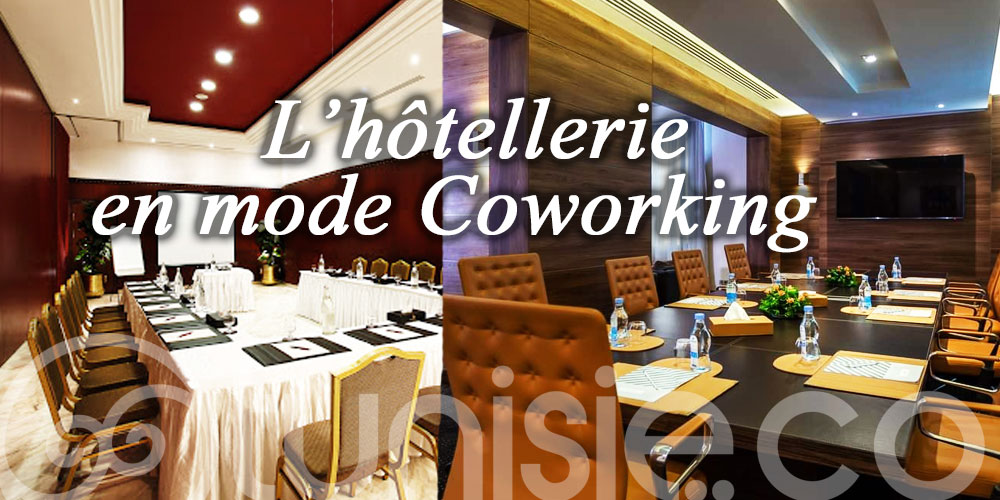 Les hôtels concurrents des Coworking spaces