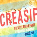 Créasif : Exposition en bord de mer le 20 Août à Hammamet
