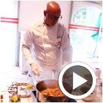 Les crevettes à la kerkenienne, la recette du chef Mounir El Arem prônée par le Guide du WWF