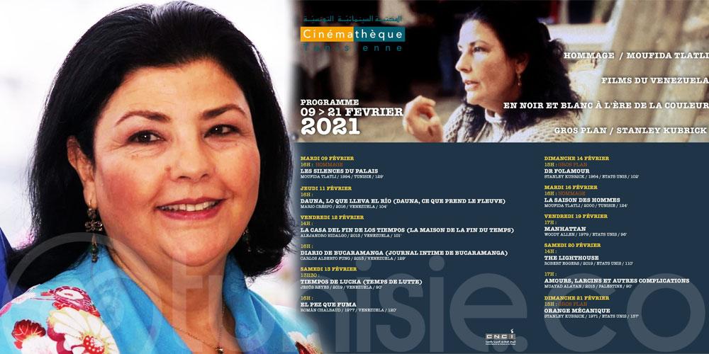 En hommage à la mémoire de Moufida Tlatli, voici le programme de la Cinémathèque tunisienne
