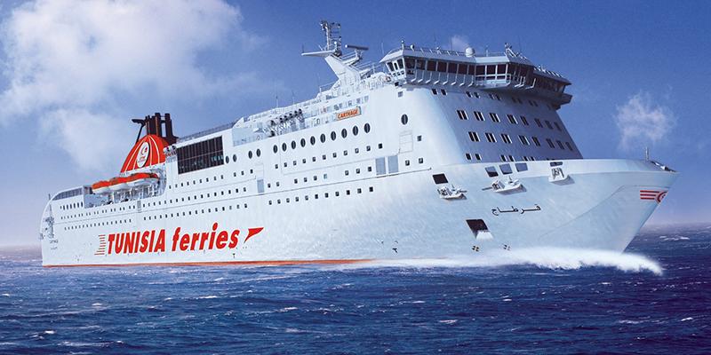 La CTN annonce des perturbations dans les départs du car-ferry Carthage
