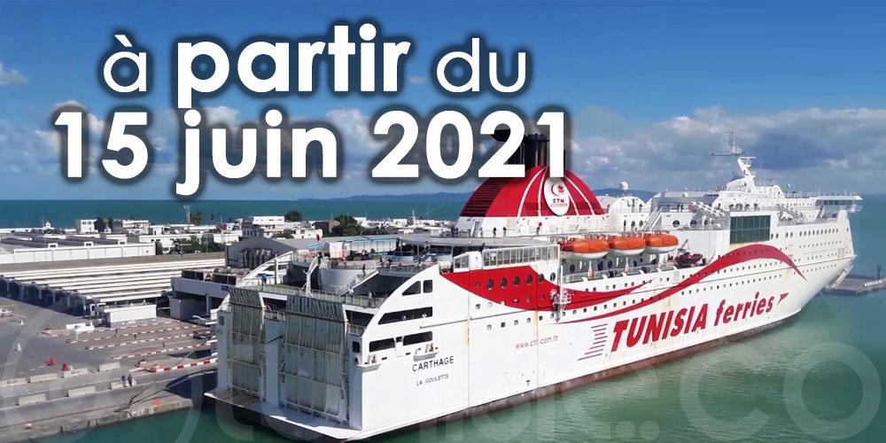 CTN : Reprise de l'activité sur la ligne de Marseille à partir du 15 juin 2021