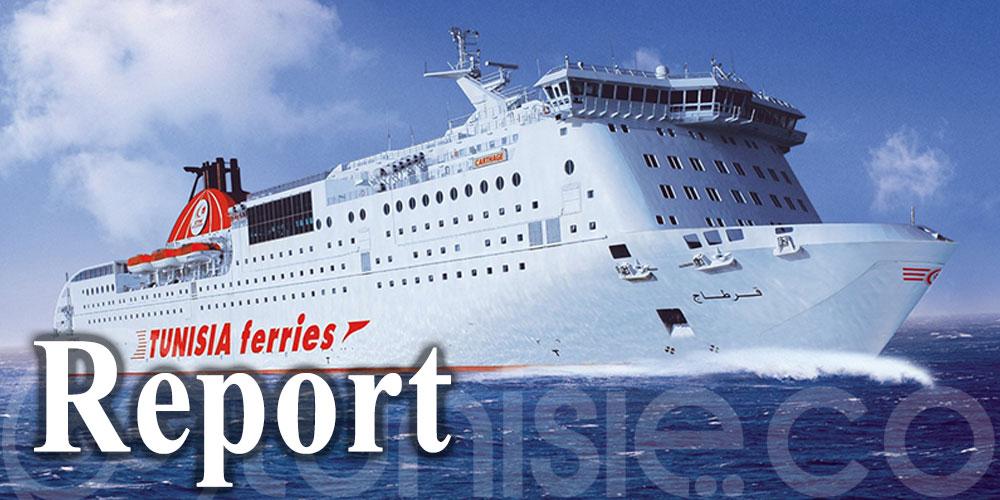 La CTN modifie les départs à bord du Car Ferry Carthage