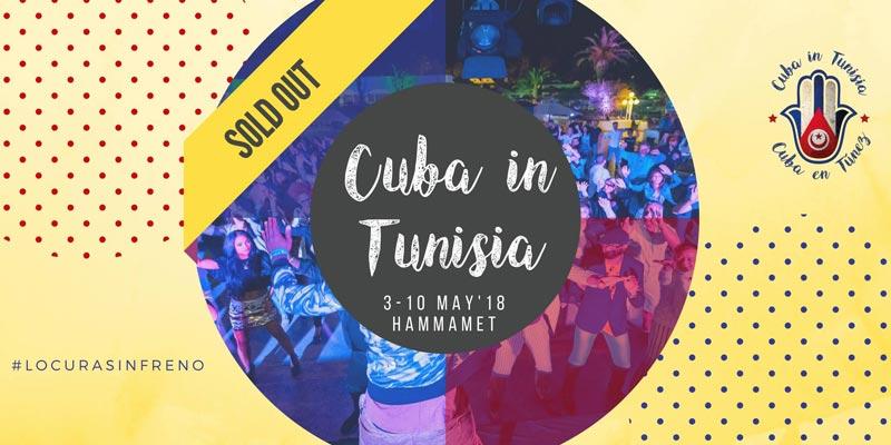 Le festival 'Cuba In Tunisia', le rendez-vous des passionnés de la musique cubaine du 03 au 10 Mai