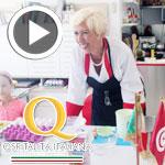 En vidéo et en photos : Atelier de gastronomie italienne 'OSPITALITÀ ITALIANA' à l´Espace Zmorda