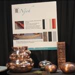 NJEH ART: le cuivre ou le produit noble