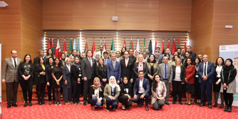افتتاح المنتدى العربي للمهنيين الشبان العاملين في مجالات التراث العالمي