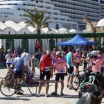 Croisière de Cyclisme fait escale à Tunis