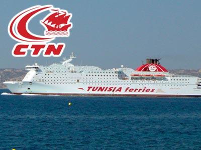 10 dessertes vers Zarzis à partir de Marseille programmées par la CTN pour l'été 2018
