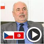 En vidéos : SEM. Ji�?í Doležel, le diplomate tchèque qui voit en la Tunisie un pays à grand potentiel touristique