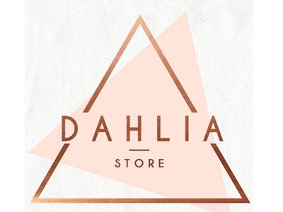 Ne ratez pas l'ouverture de la boutique Dahlia Store