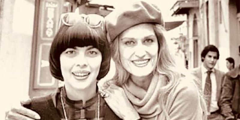 Quand Dalida et Mireille Mathieu étaient à Tunis