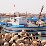 La Dammassa : technique de pêche de Kerkennah