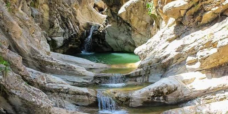 Damous El Khanga, fascinant monde d'eau spectaculaire