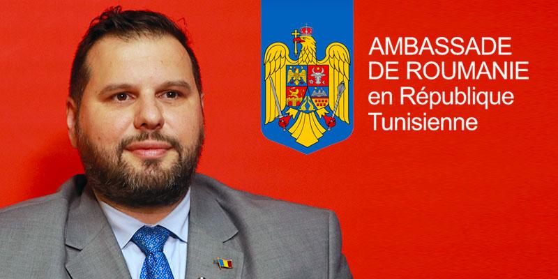 Dan Stoenescu raconte sa Roumanie et les relations avec la Tunisie