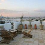 Hôtel Dar El Médina à la Médina de Tunis