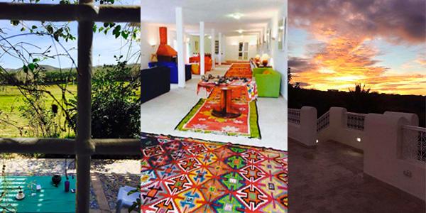 """En photos : Découvrez Dar el Habayeb, une maison d´hôtes située en plein cÅ""""ur de la nature de Mornag"""