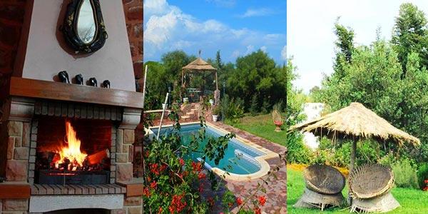 Découvrez, en photos, la maison d'hôte Dar Ben Jaballah sur la route d'El Haouaria